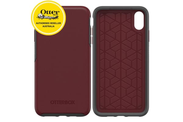 brand new 41c83 1363b Otterbox Symmetry Case for iPhone Xs Max - Fine Port
