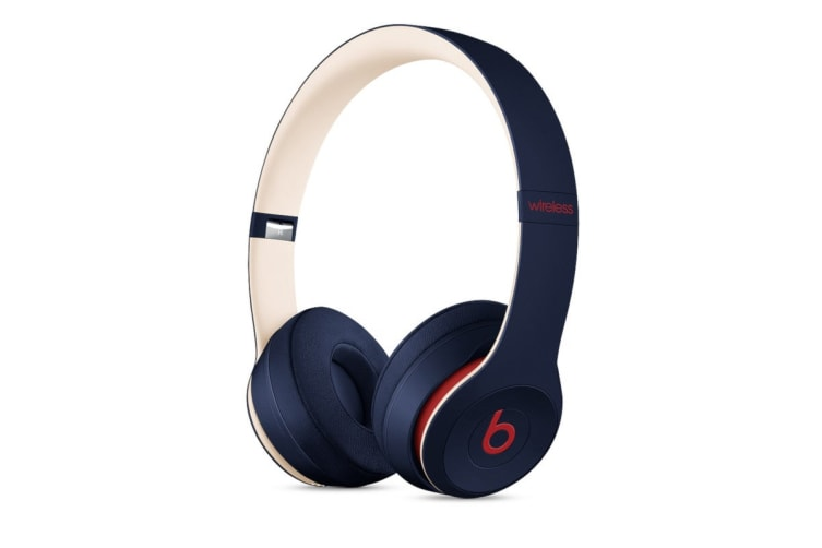 Beats Solo3 Wireless Headphones (Beats Club Collection, Club Navy)