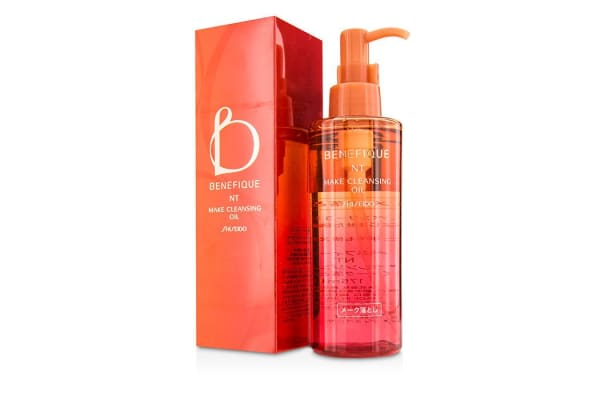 Shiseido Benefique NT Makeup Cleansing Oil (175ml/5.9oz)