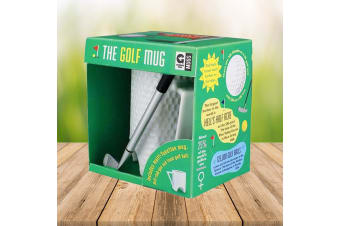 Golfer`s Novelty Putting Mug