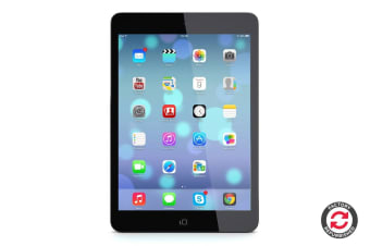 Apple iPad Mini 2 Refurbished (16GB, Cellular, Space Grey) - A+ Grade
