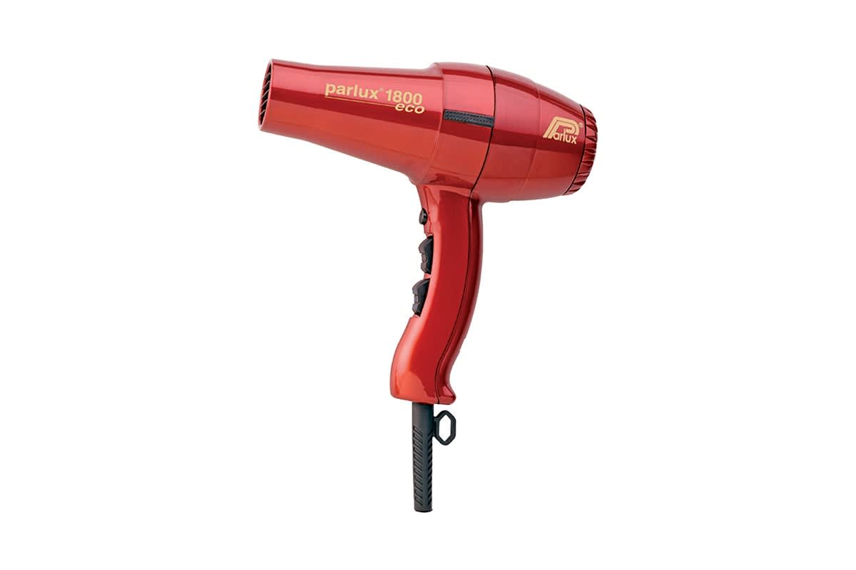 Parlux 1800 Eco 1280W Hair Dryer - Red (150013)