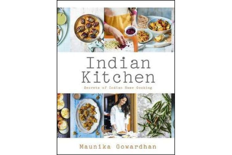 Indian Kitchen - Secrets of Indian home cooking