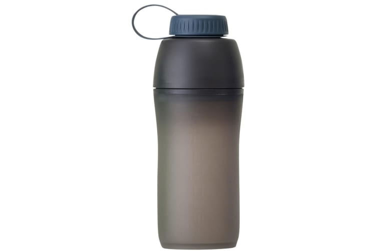 Platypus Metabottle 1L Platy Soft Bottles Slate Gray