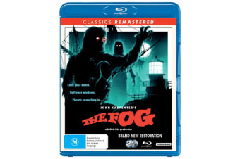The Fog Blu-ray Region B
