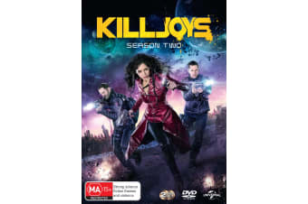 Killjoys Season 2 DVD Region 4