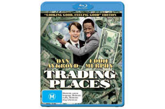 Trading Places Blu-ray Region B