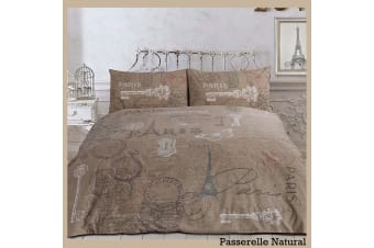 Quilt Cover Set Passerelle by Retro Home