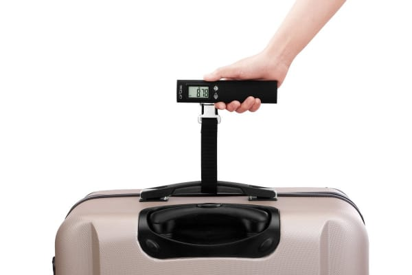 3 Pack Orbis 3-in-1 Digital Luggage Scale Kit