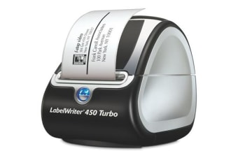 Dymo S0840370  LABELWRITER 450 TURBO (LW450 TURBO) Label Writer