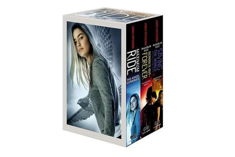 Maximum Ride Boxed Set - The Fugitives: The Angel Experiment/School's Out - Forever/Saving the World and Other Extreme Sports