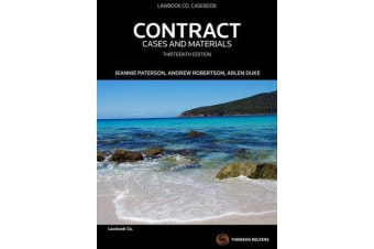 Contract - Cases and Materials