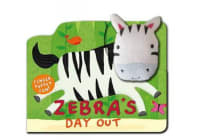 Softie Book - Zebra