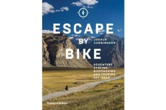 Escape by Bike - Adventure Cycling, Bikepacking and Touring Off-Road