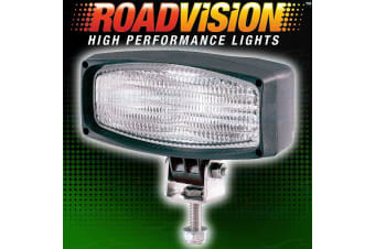 ROADVISION WORK LIGHT LAMP FLOOD TRUCK 4WD UTE TRAY 12V 12 VOLT 55W WATT NS1109F