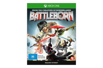Battleborn Xbox One GAME BRAND NEW SEALED