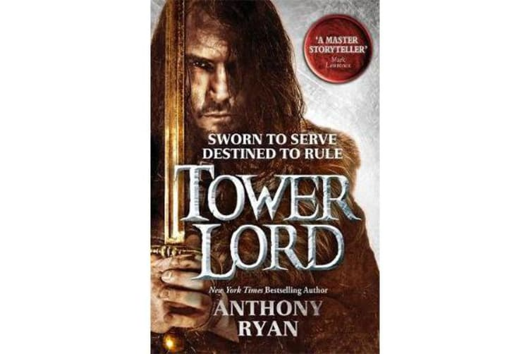 Tower Lord - Book 2 of Raven's Shadow