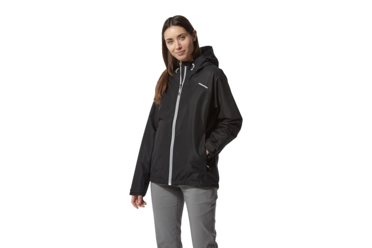 Craghoppers Womens/Ladies Toscana Jacket (Black) (16 UK)