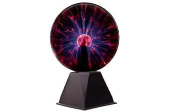 Plasma Ball Touch Sphere Lightning Lamp Light Party Magic