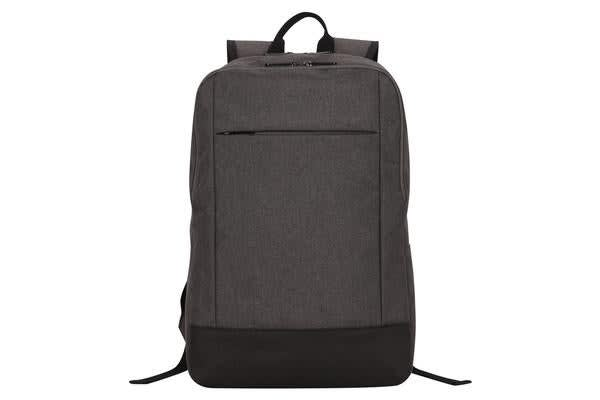 "Luckysky Business Backpack for 14.1""-15.6"" Notebook / Laptop (Grey) Suitable for Home & Study"