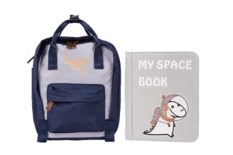 My First Book 3 My Space Book Grey Childrens Books Kids Toys Book Gift Idea