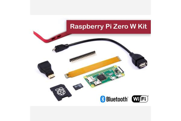 Raspberry Pi Zero W Kit