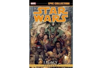 Star Wars Legends Epic Collection - Legacy Vol. 2