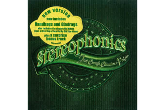 Stereophonics ‎– Just Enough Education To Perform PRE-OWNED CD: DISC EXCELLENT
