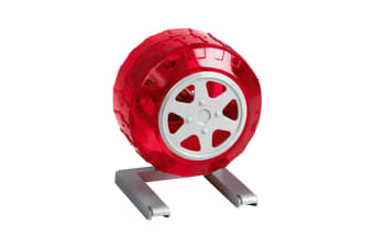 Superpet Wheel N Around Hamster Exercise Wheel (Red) (One Size)
