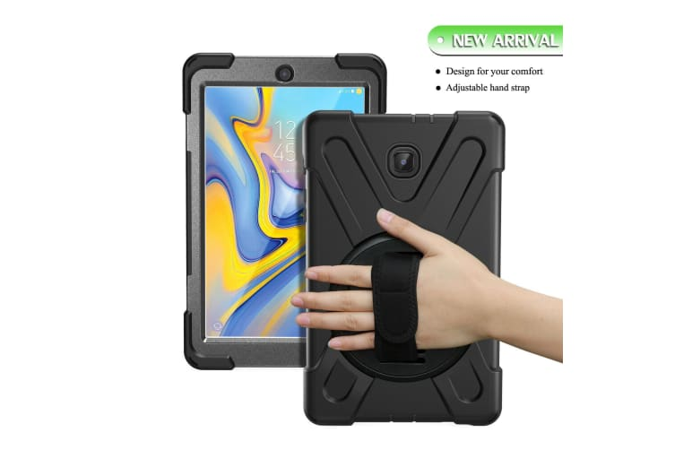 """For Galaxy TabA 10.1"""" T580/T585 Shockproof Hybrid Rugged Tablet Cover Case-Green"""