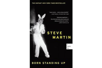 Born Standing Up - A Comic's Life