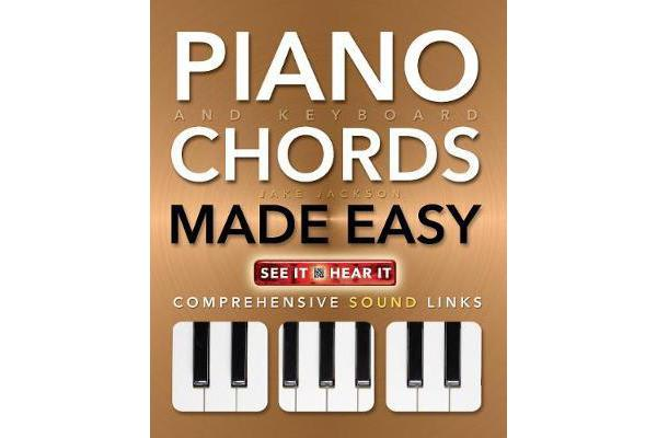 Piano and Keyboard Chords Made Easy - Comprehensive Sound Links by ...