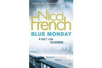 Blue Monday - A Frieda Klein Novel (1)