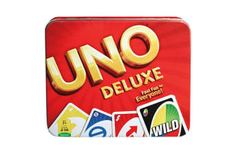 Uno Deluxe Tin Set