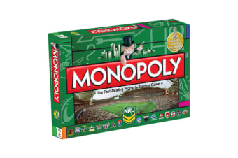 Monopoly - NRL Edition