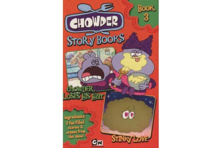 Chowder Loses His Hat