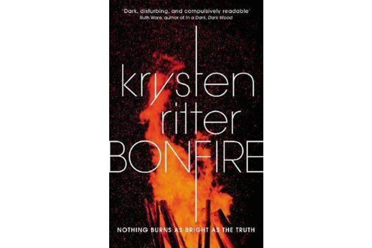 Bonfire - The debut thriller from the star of Jessica Jones