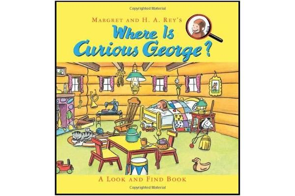 Where is Curious George? - A Look and Find Book