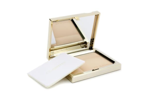 Clarins Ever Matte Shine Control Mineral Powder Compact - # 00 Transparent Opale (10g/0.35oz)