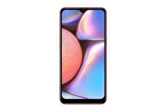 Samsung Galaxy A10s Dual SIM (2GB RAM, 32GB, Red)