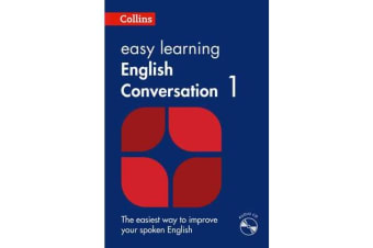 Easy Learning English Conversation - Book 1