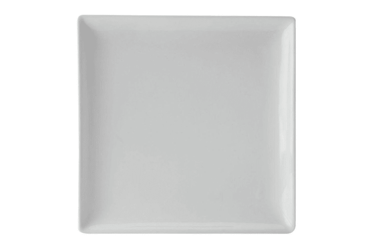 Maxwell & Williams 30.5cm Banquet Square Ceramic Serving Food Platter Plate WHT