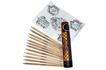 Harry Potter Official Colouring Pencil Tube (Multicolour) (One Size)
