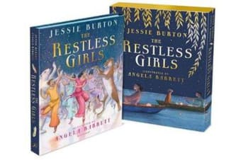The Restless Girls - Deluxe Slipcase Edition