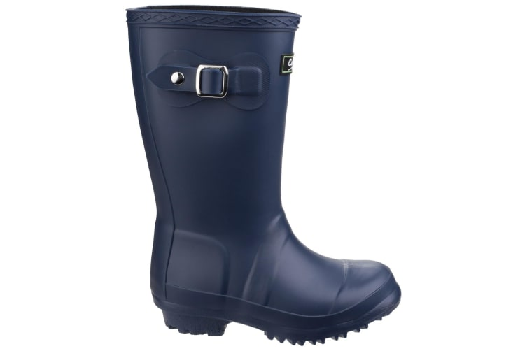 Cotswold Buckingham Girls Wellingtons / Girls Boots (Navy) (25 EUR)