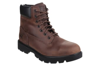 Timberland Pro Mens Sawhorse Lace Up Safety Boots (Brown) (7 UK)