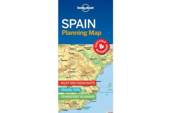 Spain Planning Map