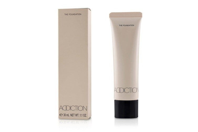 ADDICTION The Foundation SPF 12 - # 005 (Nude Ivory) 30ml