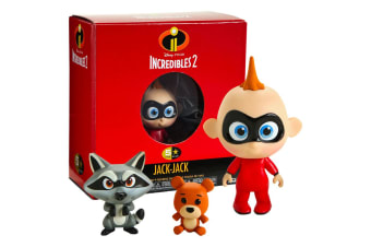 Incredibles 2 Jack-Jack 5-Star Vinyl