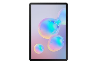 "Samsung Galaxy Tab S6 (128GB/6GB, 10.5"", Wi-Fi with S-Pen) - Iron Grey"